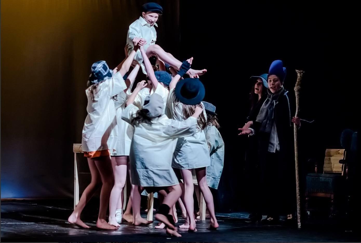 Spektakl Musicalowy Oliver Twist fot.Maciej Czarniak/trójmiasto.pl