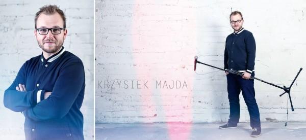 Krzysztof Majda - wokalista i muzyk z pasji