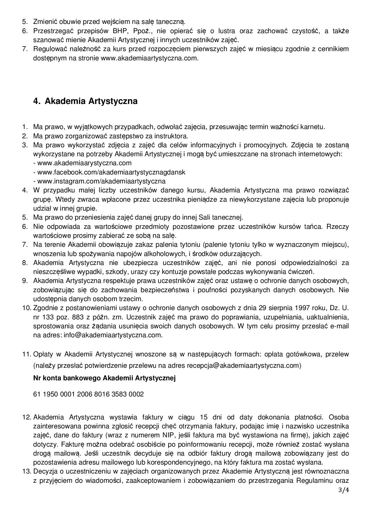 Regulamin Akademia Artystyczna3