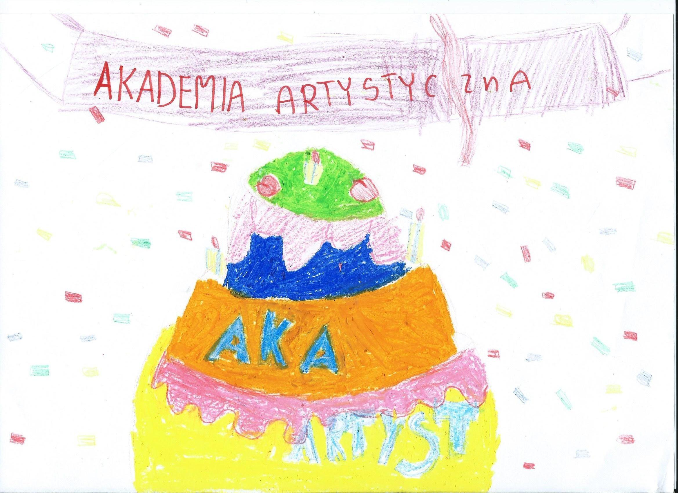 Urodziny Akademii Artystycznej 3 Latka