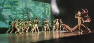 Musical Król Lew Akademii Artystycznej w Teatrze Szekspirowskim