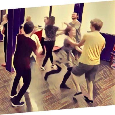 Lindy Hop, swing, taniec swingowy w parach