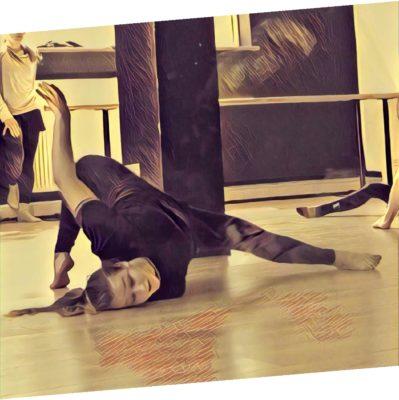 Zajęcia z Tańca Współczesnego