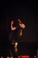 Joanna Aśka Nadrowska Solo Dance Contest