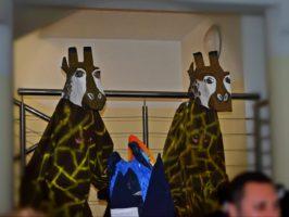 podróżowanie na szudłach Monika i Aisha Oiseau Company