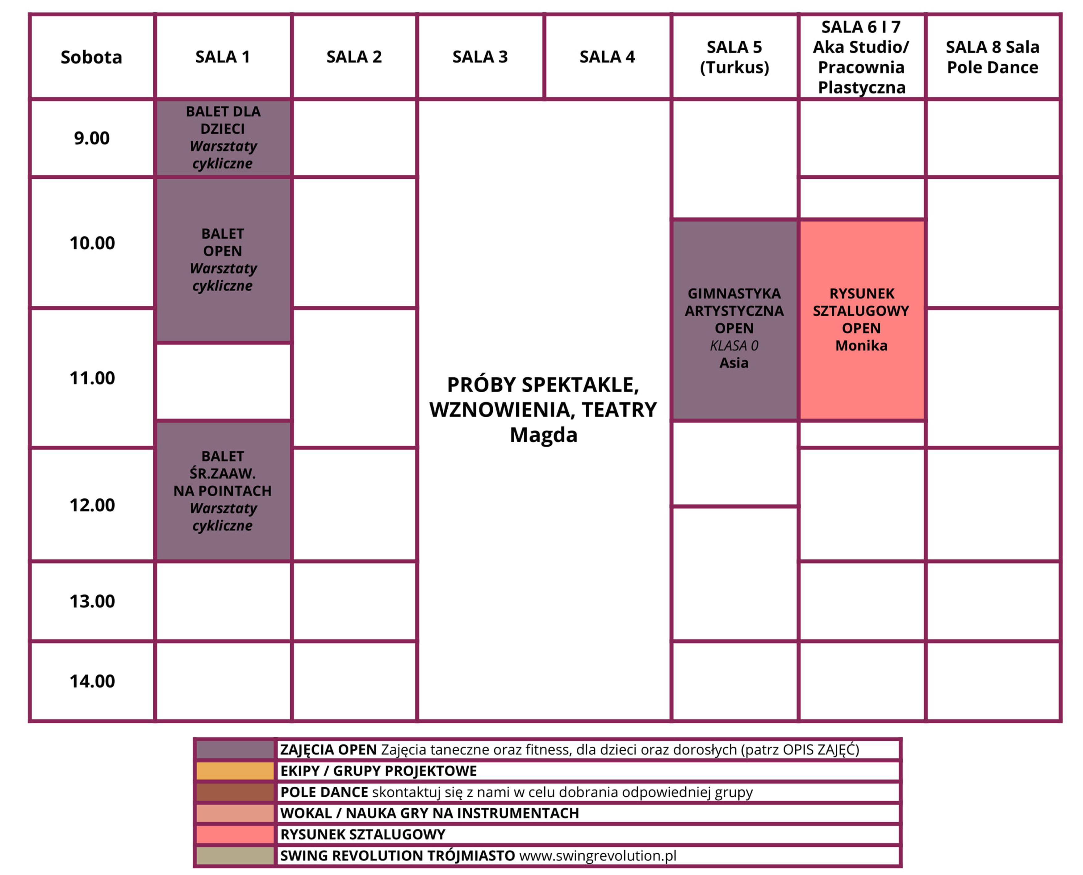 Sobota grafik Akademia Artystyczna