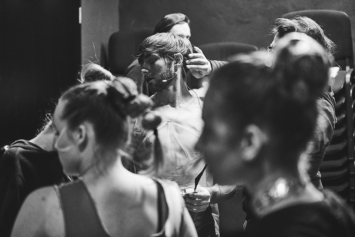 MUSICAL KOSMOS | Backstage | Gdański Teatr Szekspirowski