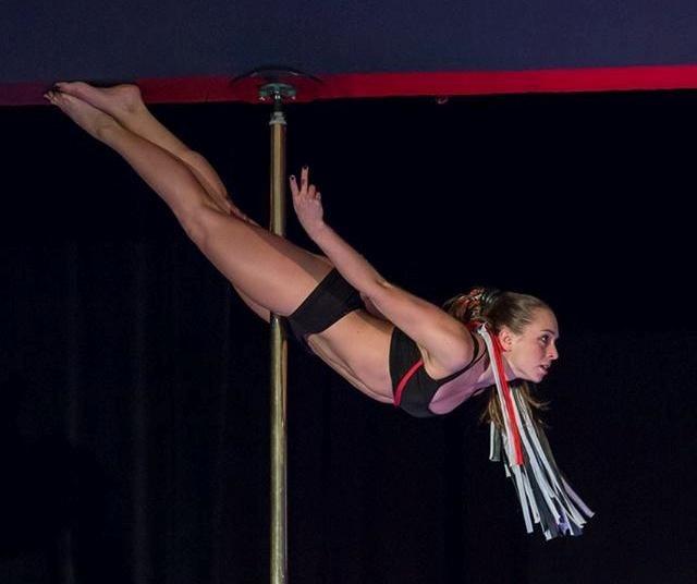 Marta Stachowicz - mistrzyni Pole Dance 2015
