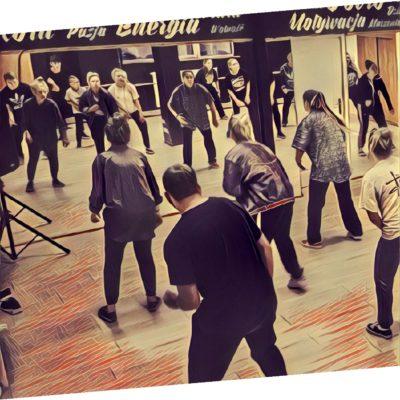 Hip Hop Freestyle z Paolą