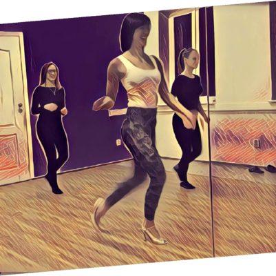 Zajęcia taneczne solo, salsa