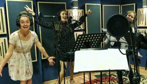 Studio Nagrań nagrywamy back MUSICAL KOSMOS