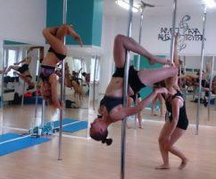 pole dance trening Asia Przybysz