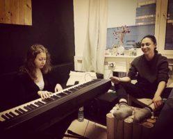 tworzenie muzyki do spektaklu Joanna Narolska