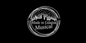 made in gdansk musical białe